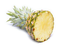 Fresh slice pineapple Royalty Free Stock Images