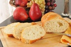 Fresh sliced bread Stock Photography