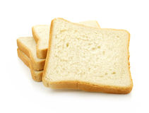 Free Fresh Sliced Bread On White Background Royalty Free Stock Photo - 4798485