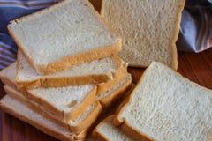Fresh sliced bread Royalty Free Stock Photos