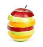 Fresh sliced fruit Royalty Free Stock Photo