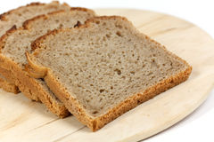 Fresh sliced,slice of toast-bread Stock Photos