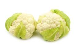 Fresh small cauliflower Stock Photos