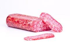 Fresh smoked sausage Stock Images
