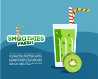 Fresh Smoothie Stock Images