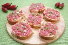 Fresh snack Royalty Free Stock Photos