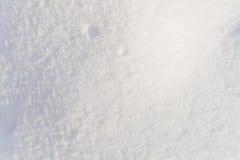 Fresh snow Stock Photography