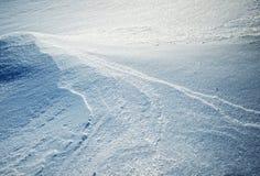 Fresh snow background Royalty Free Stock Photo