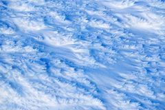 Fresh snow background - abstract image stock photos