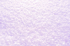 Fresh snow background texture pink Stock Photos