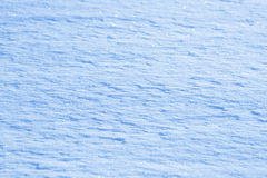Fresh snow on the field texture Royalty Free Stock Photos
