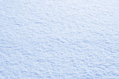 Fresh snow on the field texture Royalty Free Stock Images