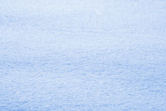 Fresh snow on the field texture Stock Images