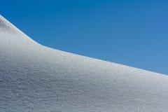 Fresh snow Royalty Free Stock Photo