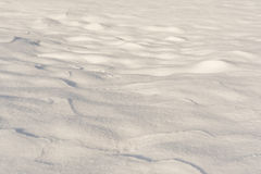 Fresh snow texture Royalty Free Stock Photography