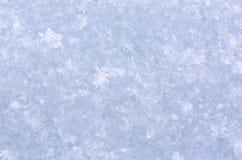 Fresh snow texture macro Royalty Free Stock Image
