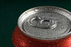 Fresh Soda Drink in Can Royalty Free Stock Photos