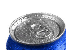 Fresh Soda Drink in Can Royalty Free Stock Images
