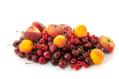 Fresh soft fruit Royalty Free Stock Photos
