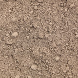 Fresh soil background closeup Stock Photo