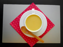 Fresh Soup - Stock Image Royalty Free Stock Images