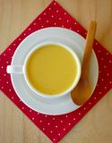 Fresh Soup - Stock Image Royalty Free Stock Photography
