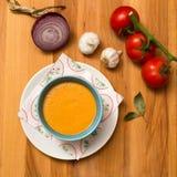 Fresh Soup - Stock Image Stock Photo