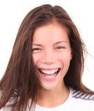Fresh sporty woman portrait Stock Images
