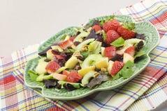 Fresh Spring Fruit Salad Royalty Free Stock Photo