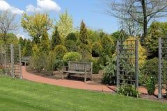 Fresh spring garden. Royalty Free Stock Photos