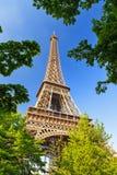 Fresh spring Paris Royalty Free Stock Images