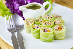 Fresh Spring Roll Stock Photos