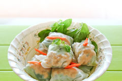 Fresh spring rolls. Stock Photography