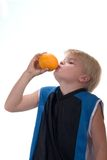 Fresh squeezed Royalty Free Stock Images