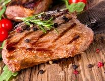 Fresh steak Royalty Free Stock Photo