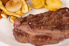 Fresh steak Royalty Free Stock Image