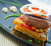 Fresh Steak Royalty Free Stock Photos
