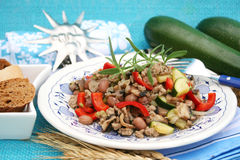 Fresh stew Stock Image