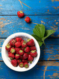 Fresh strawberies Royalty Free Stock Image