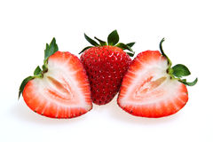 Fresh Strawberries Royalty Free Stock Images