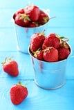 Fresh strawberries berry Stock Image