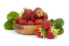 Fresh strawberries Royalty Free Stock Photo