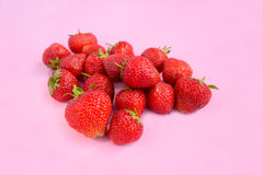 Fresh strawberries Stock Photography