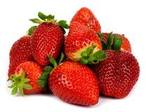 Fresh strawberries! Royalty Free Stock Photos