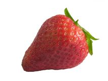 Fresh strawberrry Stock Photo