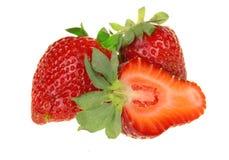 Fresh strawberry Royalty Free Stock Images