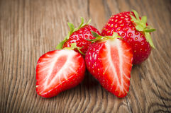 Fresh Strawberry Stock Photo