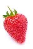 Fresh strawberry isolated on white background Royalty Free Stock Image