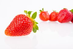Fresh strawberry Royalty Free Stock Image
