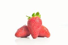 Fresh strawberry Stock Images